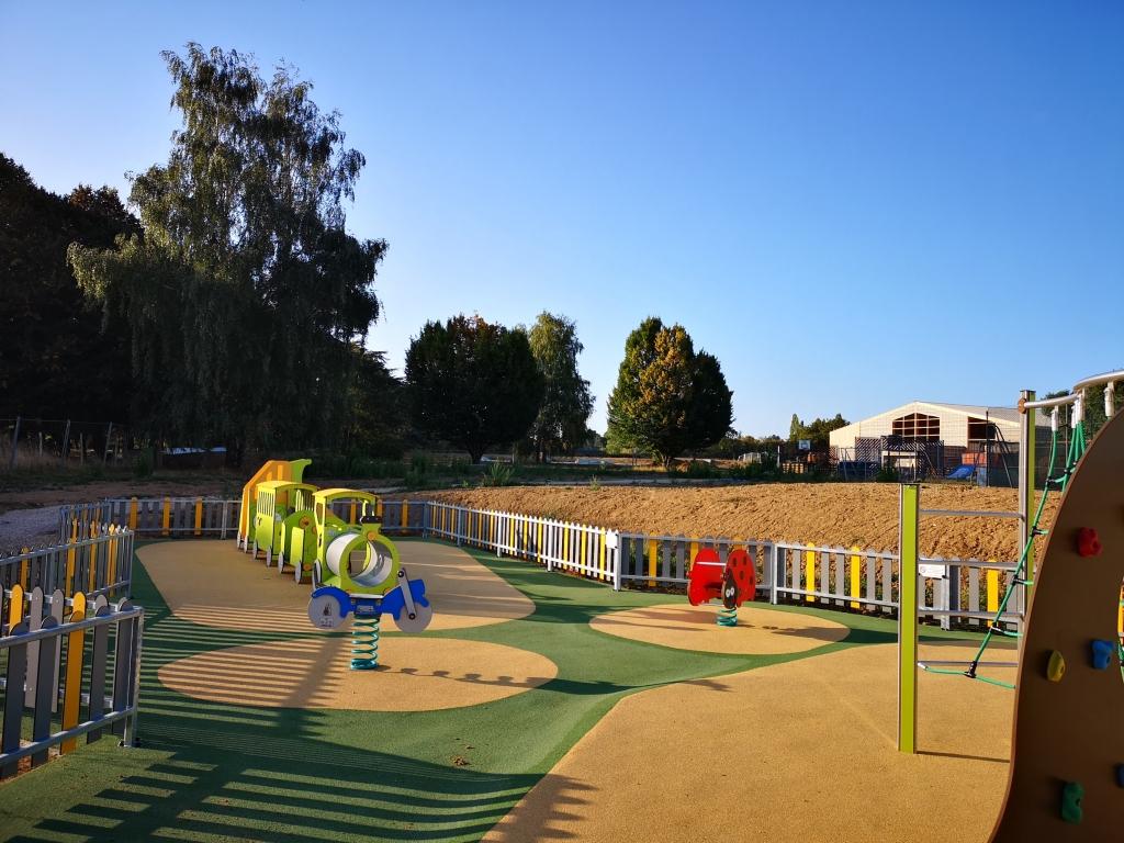 Les Loges en Josas - Aménagement parc sportif et de loisirs